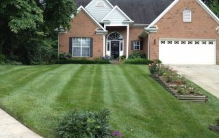 lawn care services matthews nc