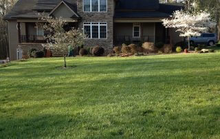 lawn care services waxhaw nc