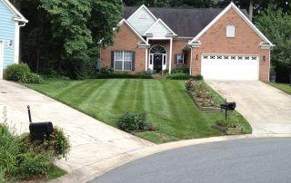 matthews lawn care