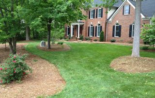 weddington nc lawn care services